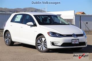 New 2019 Volkswagen e-Golf SEL Premium Hatchback D20058 in Dublin, CA