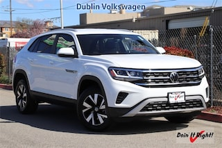 New 2020 Volkswagen Atlas Cross Sport 2.0T SE SUV D20197 in Dublin, CA