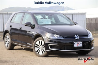 New 2019 Volkswagen e-Golf SEL Premium Hatchback D20047 in Dublin, CA