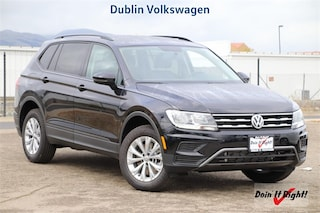 New 2020 Volkswagen Tiguan 2.0T S SUV D20409 in Dublin, CA