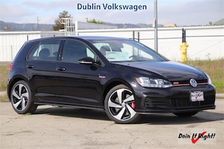 New 2020 Volkswagen Golf GTI 2.0T S Hatchback D20488 in Dublin, CA