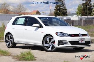 New 2020 Volkswagen Golf GTI 2.0T S Hatchback D20224 in Dublin, CA