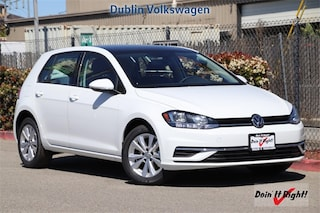 New 2020 Volkswagen Golf 1.4T TSI Hatchback D20220 in Dublin, CA
