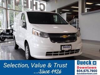 2015 Chevrolet City Express 1LT Van Cargo Van for sale in Vancouver, BC