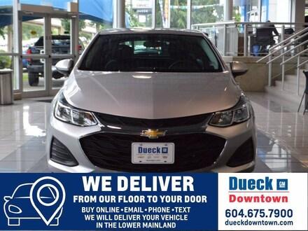 2019 Chevrolet Cruze LS Hatchback for sale in Vancouver, BC