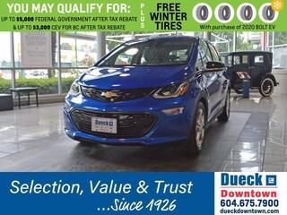 2020 Chevrolet Bolt EV 5dr Wgn LT Station Wagon for sale in Vancouver, BC