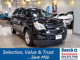 2013 Chevrolet Equinox LS SUV for sale in Vancouver, BC