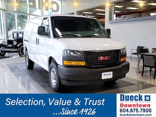 2021 GMC Savana 2500 RWD 2500 135 Full-size Cargo Van for sale in Vancouver, BC