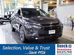 2021 Chevrolet Blazer RS Sport Utility for sale in Vancouver, BC