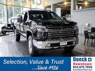 2021 Chevrolet Silverado 3500HD 4WD Crew Cab 159 LTZ Crew Cab Pickup for sale in Vancouver, BC