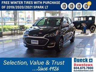 2020 Chevrolet Spark LT Hatchback for sale in Vancouver, BC