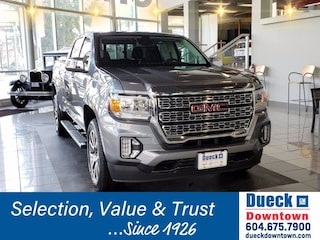 2021 GMC Canyon 4WD Crew Cab 141 Denali Crew Cab Pickup for sale in Vancouver, BC