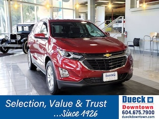 2020 Chevrolet Equinox LT Sport Utility for sale in Vancouver, BC