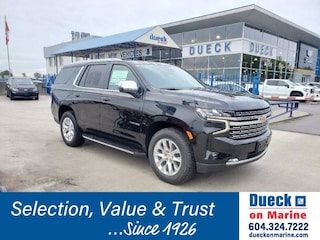 2021 Chevrolet Tahoe Premier Sport Utility for sale in Vancouver, BC