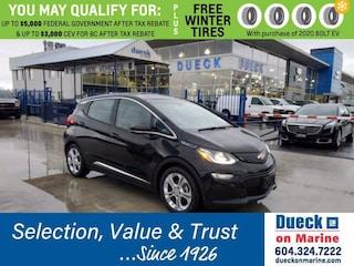 2020 Chevrolet Bolt EV LT Station Wagon for sale in Vancouver, BC