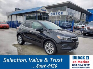 2020 Buick Encore Preferred Sport Utility for sale in Vancouver, BC