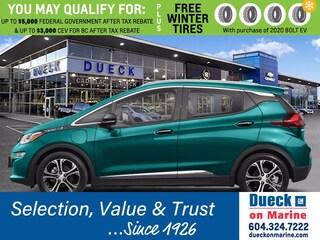 2021 Chevrolet Bolt EV 5dr Wgn Premier Station Wagon for sale in Vancouver, BC