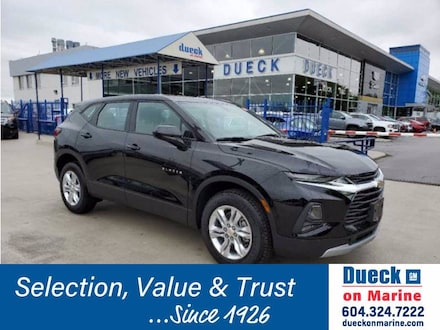 2019 Chevrolet Blazer FWD 4dr 2.5L Sport Utility for sale in Vancouver, BC