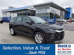 2019 Chevrolet Blazer Base Sport Utility for sale in Vancouver, BC