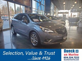2019 Buick Envision Preferred Sport Utility for sale in Vancouver, BC
