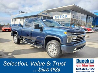 2020 Chevrolet Silverado 2500HD High Country Crew Cab Pickup for sale in Vancouver, BC