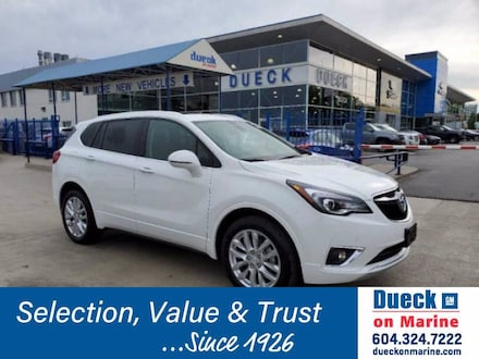 2019 Buick Envision AWD 4dr Premium Sport Utility for sale in Vancouver, BC