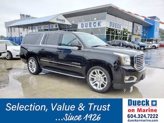 2020 GMC Yukon XL SLT Sport Utility for sale in Vancouver, BC