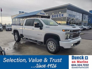 2021 Chevrolet Silverado 3500HD High Country Crew Cab Pickup for sale in Vancouver, BC