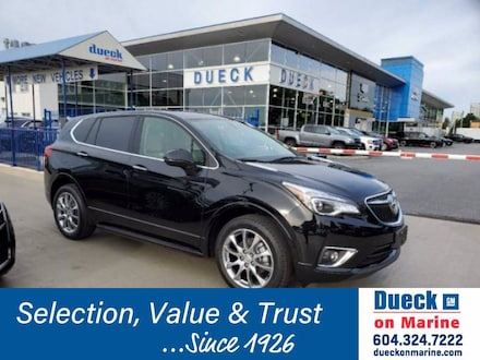 2019 Buick Envision AWD 4dr Preferred Sport Utility for sale in Vancouver, BC