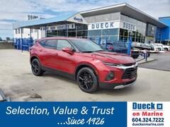2020 Chevrolet Blazer True North Sport Utility for sale in Vancouver, BC