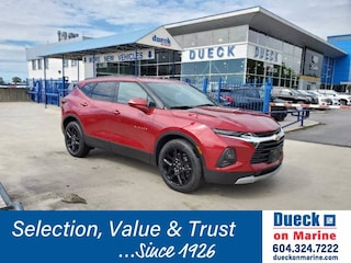 2020 Chevrolet Blazer True North Sport Utility for sale in Vancouver, BC