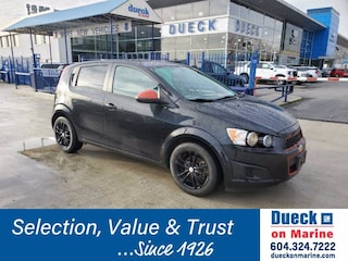 2015 Chevrolet Sonic LS Auto Hatchback for sale in Vancouver, BC