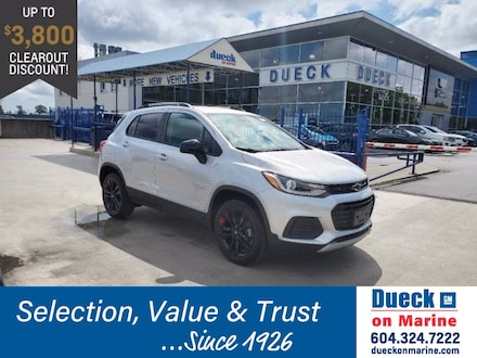 2020 Chevrolet Trax AWD 4dr LT Sport Utility for sale in Vancouver, BC
