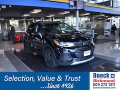 2019 Chevrolet Trax LT Sport Utility for sale in Richmond, BC