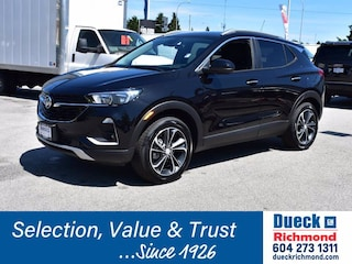2020 Buick Encore GX Select Sport Utility for sale in Richmond, BC