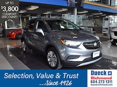 2020 Buick Encore AWD 4dr Preferred Sport Utility for sale in Richmond, BC