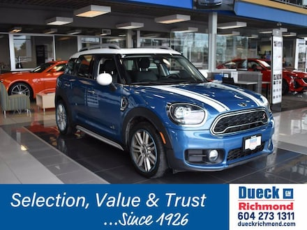 2018 MINI Countryman Cooper S SUV for sale in Richmond, BC