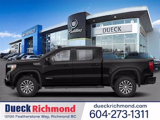 2021 GMC Sierra 1500 4WD Crew Cab 147 AT4 Crew Cab Pickup for sale in Richmond, BC