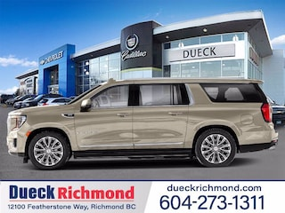 2021 GMC Yukon XL 4WD 4dr SLT Sport Utility for sale in Richmond, BC