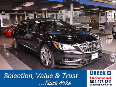 2019 Buick LaCrosse Avenir Car for sale in Richmond, BC