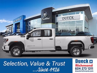 2021 GMC Sierra 2500HD Base Extended Cab Pickup for sale in Richmond, BC
