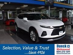 2019 Chevrolet Blazer True North Sport Utility for sale in Richmond, BC