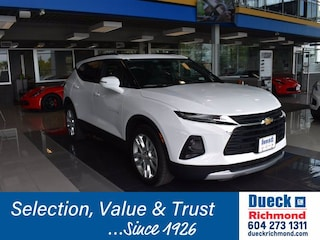 2019 Chevrolet Blazer True North Sport Utility for sale in Richmond, BC