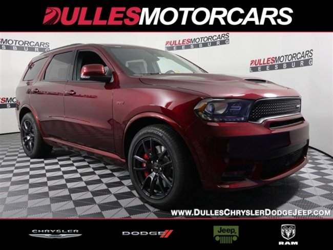 New 2018 Dodge Durango SRT SUV Leesburg, VA
