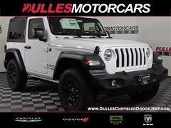 New vehicles 2018 Jeep Wrangler SPORT 4X4 Sport Utility for sale near you in Leesburg, VA