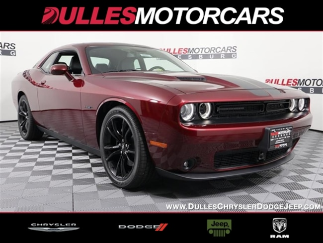 New 2018 Dodge Challenger R/T PLUS Coupe Leesburg, VA