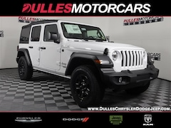 2018 Jeep Wrangler UNLIMITED SPORT 4X4 Sport Utility for sale in Leesburg, VA