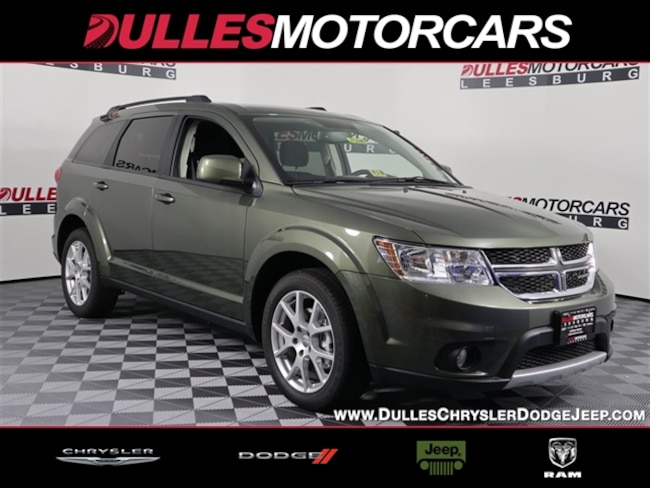 New 2017 Dodge Journey SXT SUV Leesburg, VA