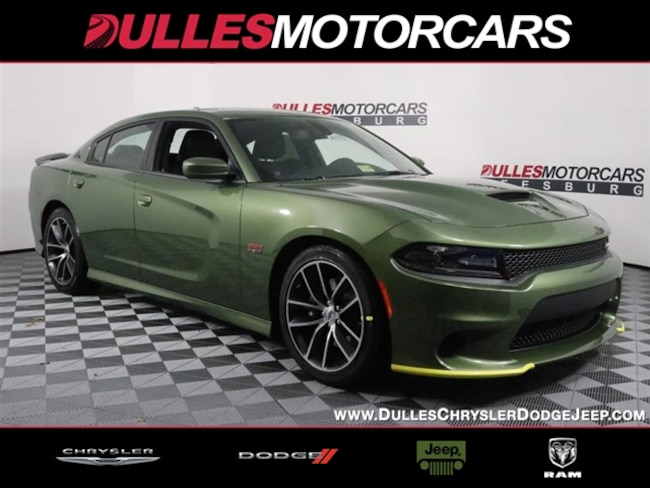 New 2018 Dodge Charger R/T 392 Sedan Leesburg, VA