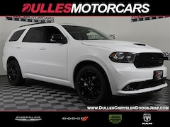 New vehicles 2018 Dodge Durango GT RWD Sport Utility for sale near you in Leesburg, VA